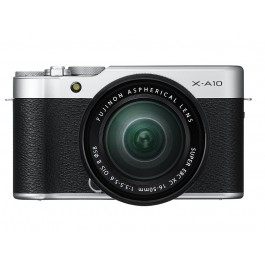 FUJIFILM X-A10 KIT 16-50mm