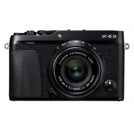 FUJIFILM X-E3 KIT 23mmF2 Black