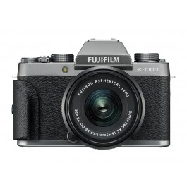 FUJIFILM X-T100 KIT 15-45mm Dark Silver
