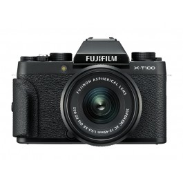 FUJIFILM X-T100 KIT 15-45mm Black
