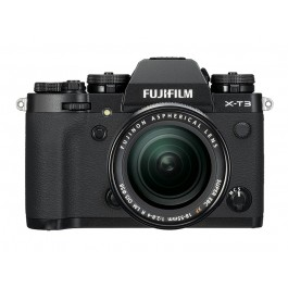 FUJIFILM X-T3 KIT 18-55mm Black