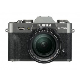 FUJIFILM X-T30 KIT 18-55mm Charcoal Silver