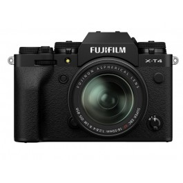 FUJIFILM X-T4 KIT 18-55mm Black