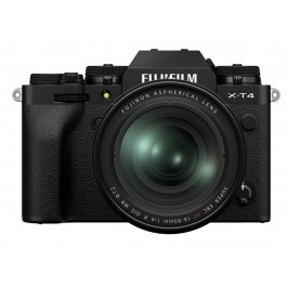 FUJIFILM X-T4 KIT 16-80mm Black