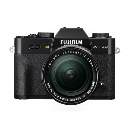 FUJIFILM X-T20 KIT 18-55mm Black