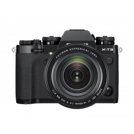 FUJIFILM X-T3 KIT 16-80mm Black
