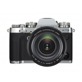 FUJIFILM X-T3 KIT 16-80mm Silver