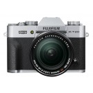 FUJIFILM X-T20 KIT 18-55mm Silver
